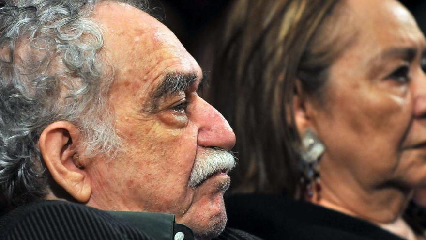 Muere la viuda de Gabriel García Márquez