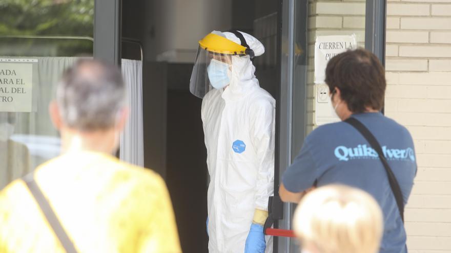 Los casos nuevos de coronavirus en Alicante repuntan a 212 en las últimas horas