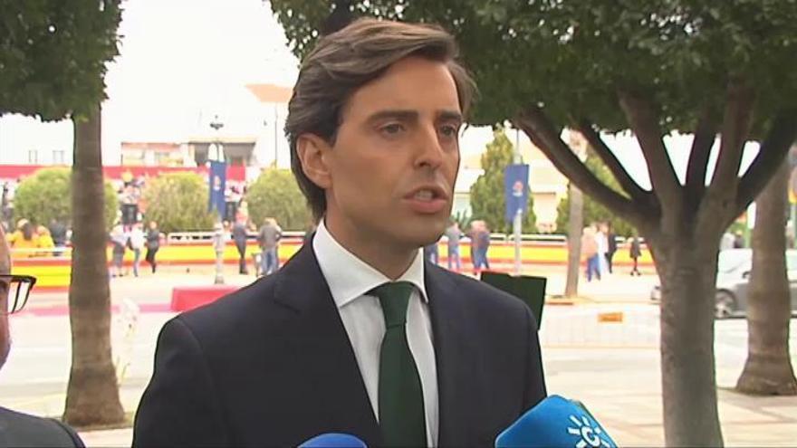 """Montesinos: """"Sánchez no ha dado solución al campo"""""""