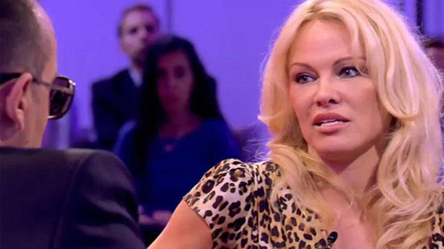 """Pamela Anderson: """"Hollywood está lleno de Weinsteins"""""""