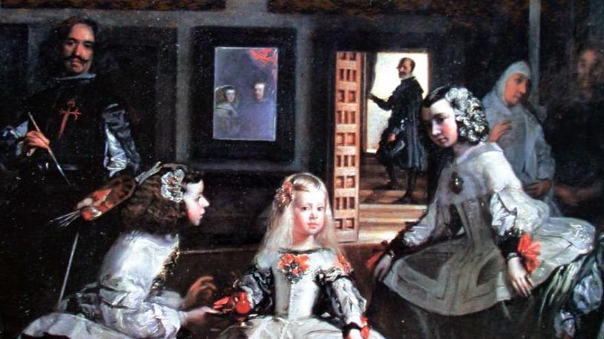 'Las meninas', de Velázquez.