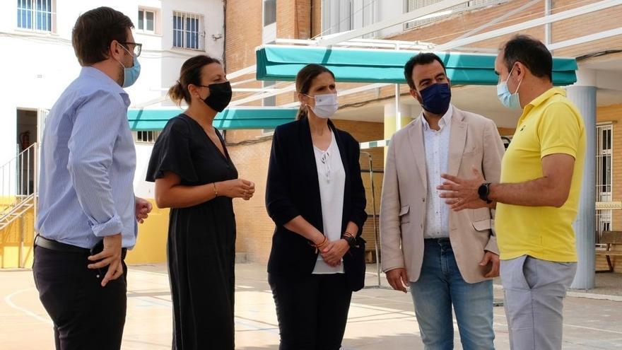 La Junta invierte casi 670.000 euros en la mejora de los centros educativos de Ronda