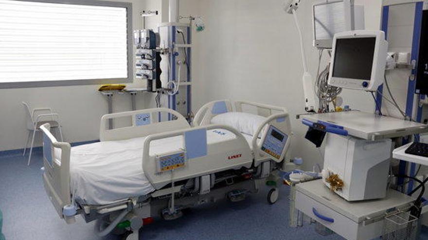 Entra en funcionament la UCI de pacients crítics a l'hospital Santa Caterina