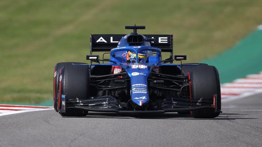 Fernando Alonso saldrá desde el final de parrilla tras cambiar motor