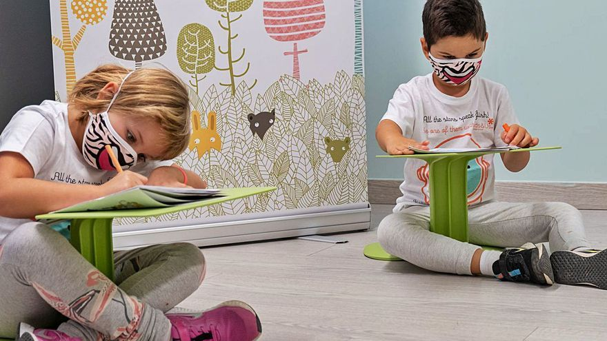 Classe demostrativa d'anglès per a infants d'1 a 7 anys al Kids&Us de Manresa