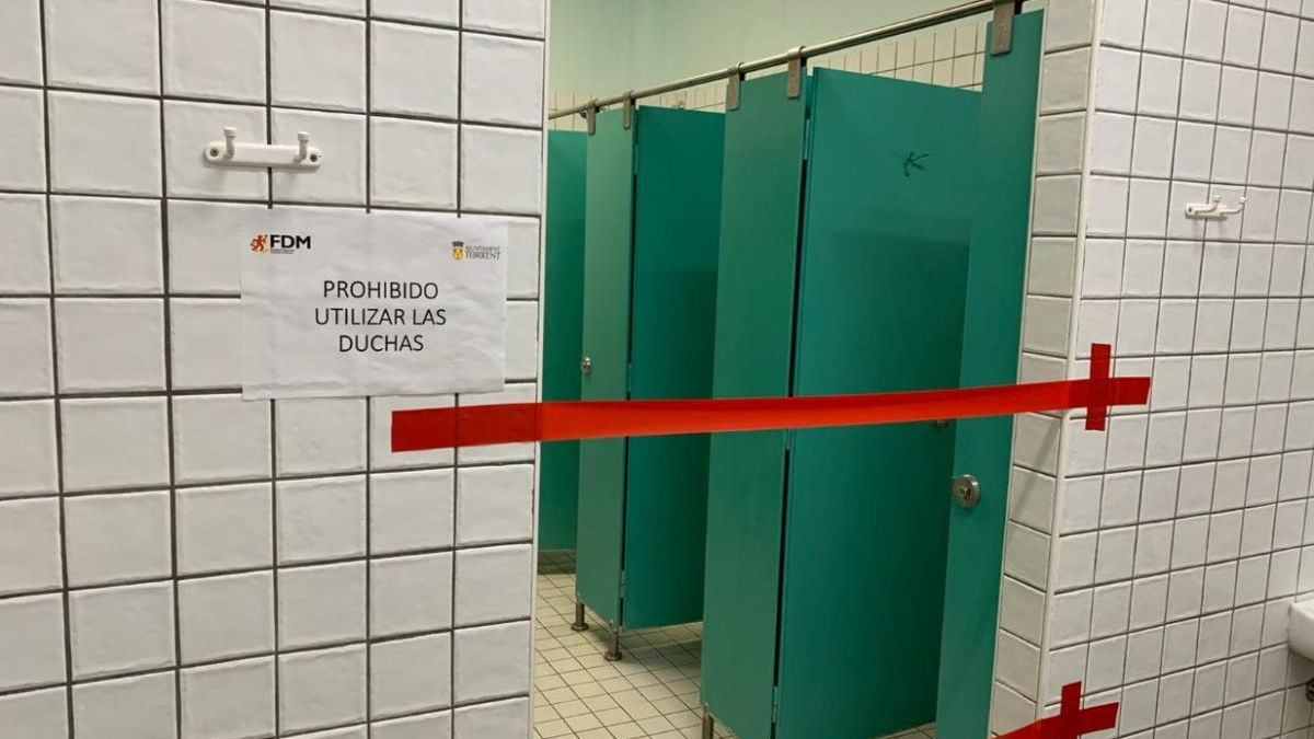 El PP revela quejas de usuarios de Torrent por no poder usar las duchas