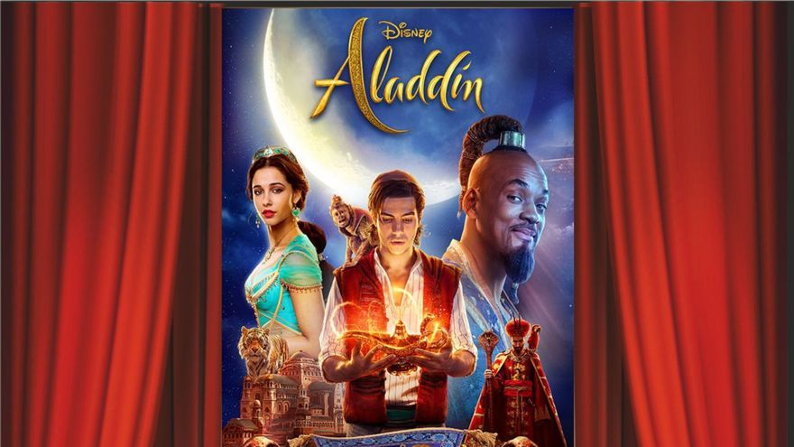 Cine de verano – Aladdin