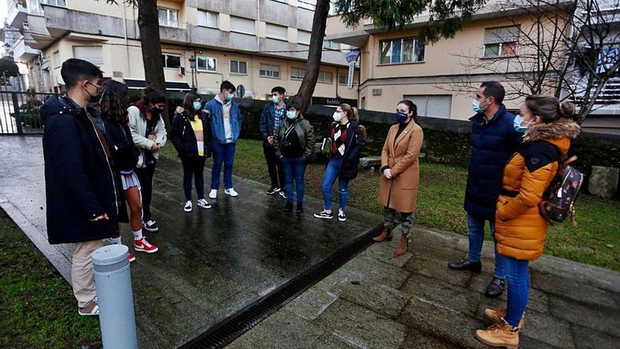 Sanxenxo impulsará el programa de voluntariado que cuenta con 200 inscritos