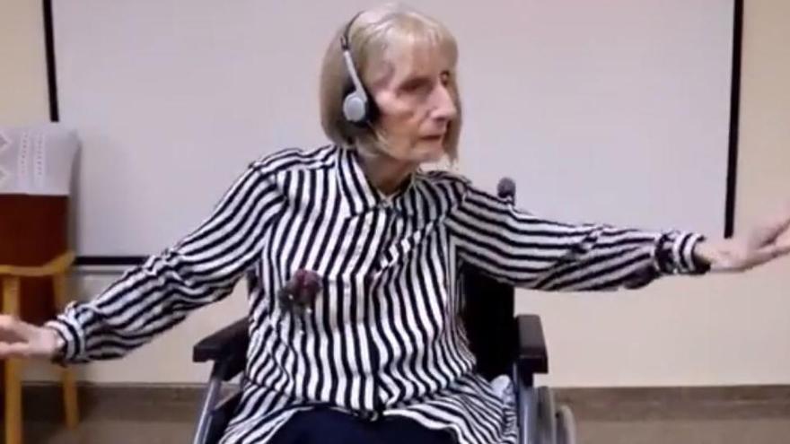 L'emotiva reacció d'una exballarina amb Alzheimer en sentir «El llac dels cignes»