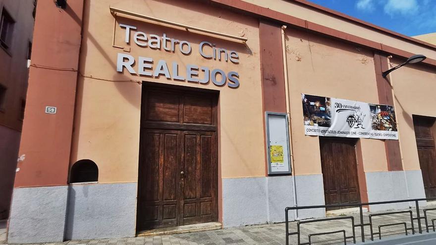 Un nuevo Teatro Cine para los realejeros