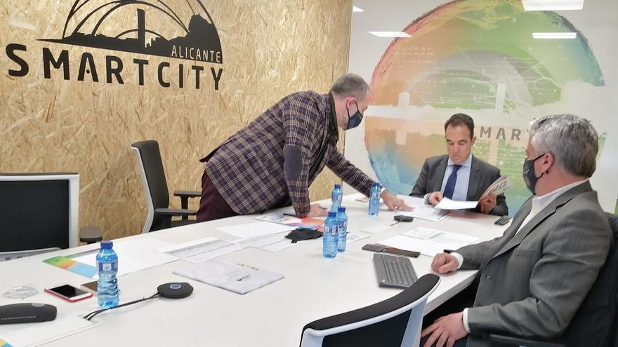 Nueve empresas tecnológicas proponen al Ayuntamiento de Alicante la creación de un centro de Inteligencia Artificial
