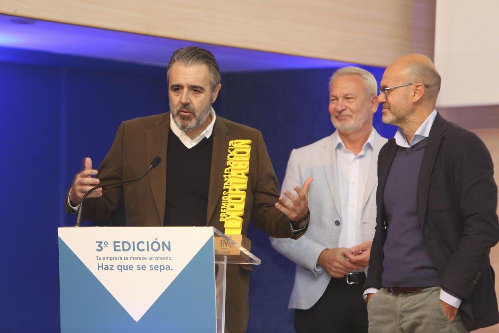 Levantina, premio a la Mejor Empresa Exportadora