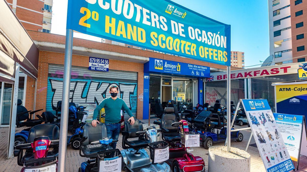 Su principal producto es la scooter eléctrica de movilidad.