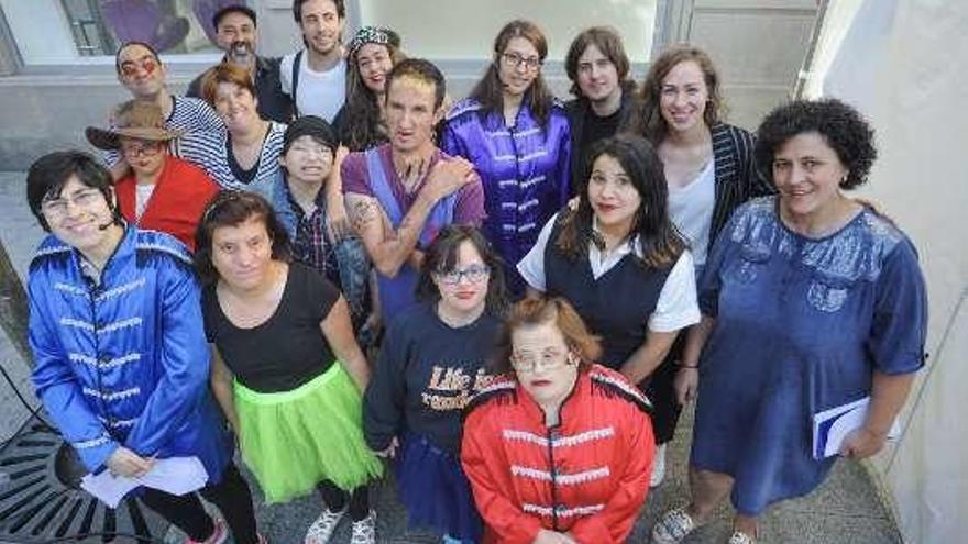 """La Asociación Con Eles triunfa en el """"Festiclown"""""""