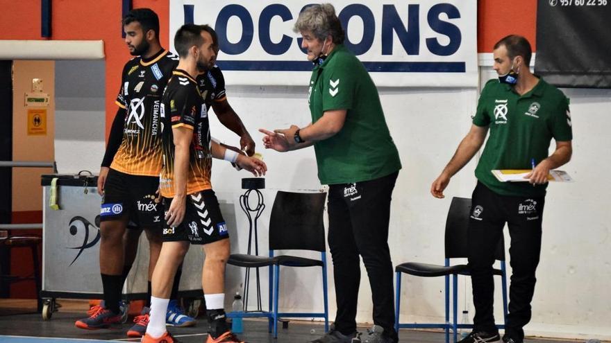 Miguel Ángel Moriana dirigirá al Ángel Ximénez en Pamplona