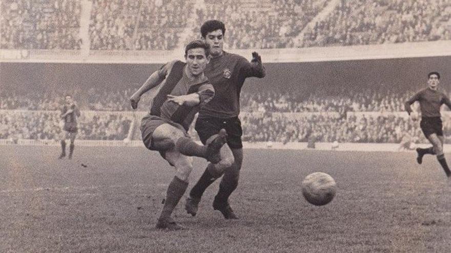 Muere Doro, legendario jugador del Mallorca de los 60