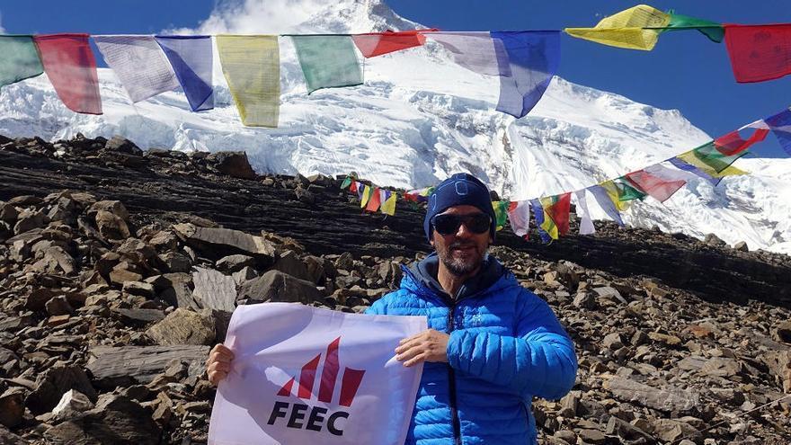 El cos del muntanyenc Sergi Mingote serà repatriat demà des del Pakistan