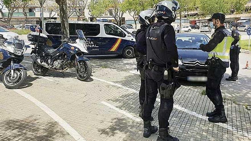 Detenido un hombre en Palma por abusar de la hija de su vecina