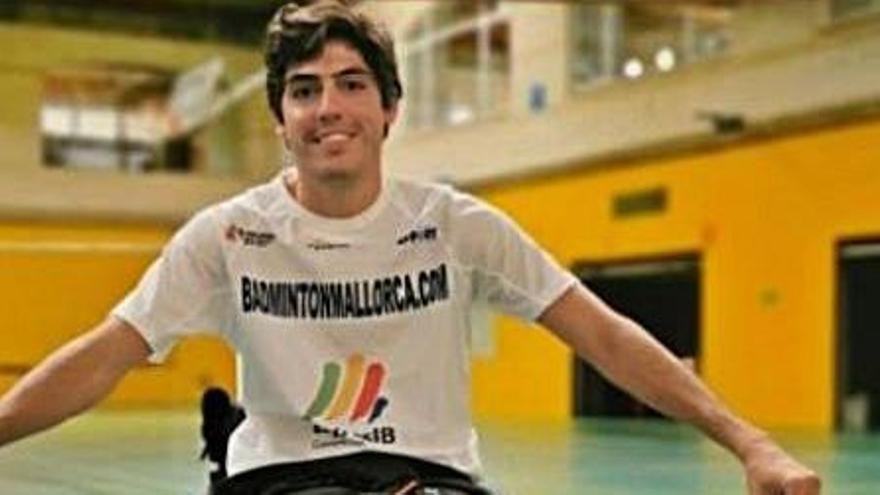 Éxito del crowdfunding de un deportista parapléjico mallorquín