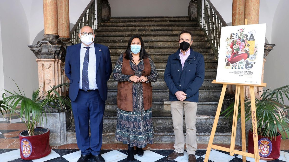La muestra Enbarro ha sido presentada en la Diputación.