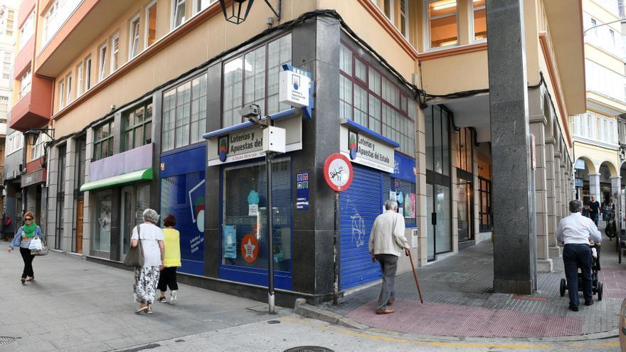 El rastreo de apuestas y de tarjetas llevó al 091 hasta el dueño de la Primitiva millonaria de A Coruña