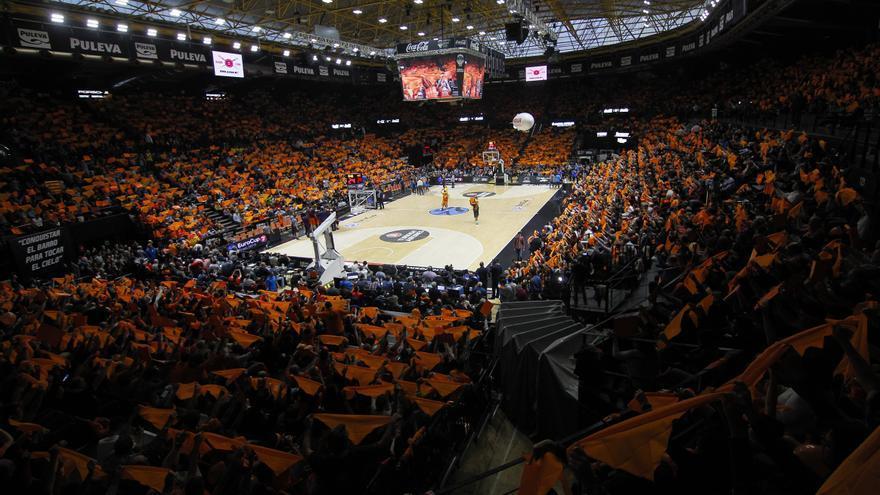 Valencia Basket busca nueve rivales en la nueva EuroCup