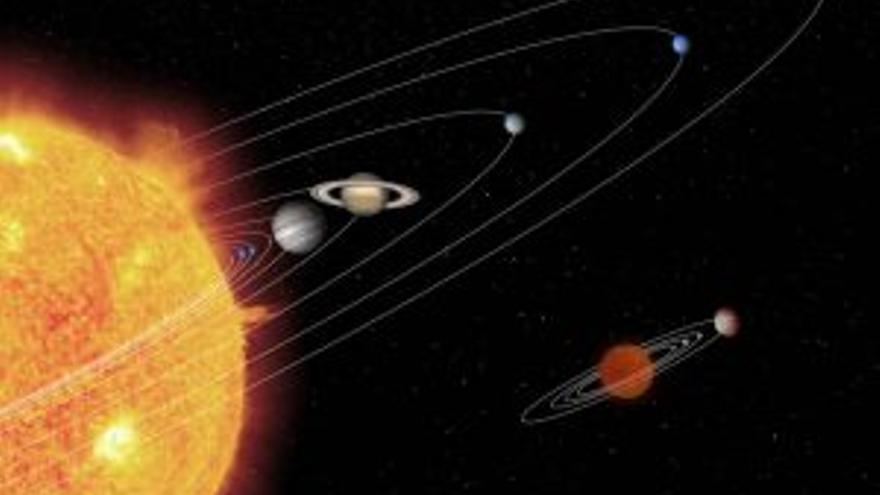 Planetario: Sesión Sistema solar
