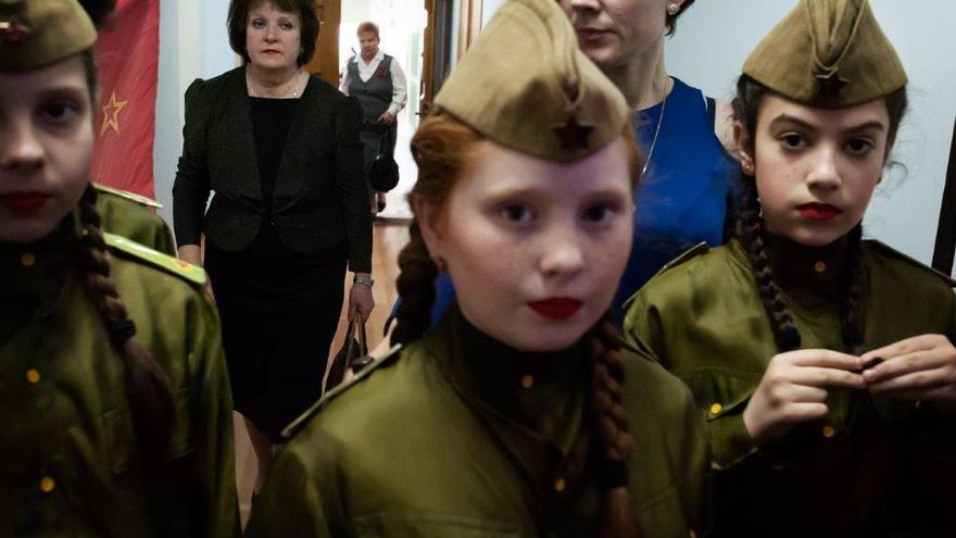 Hanna Jarzqabek gana el vigésimo premio de fotografía de la UMU