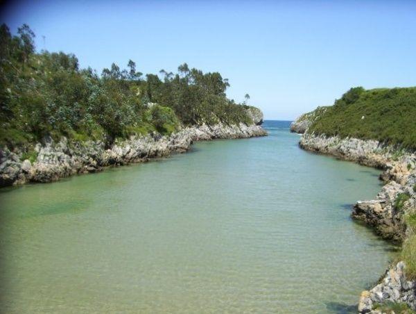 Playa de Guadamía (Llanes)