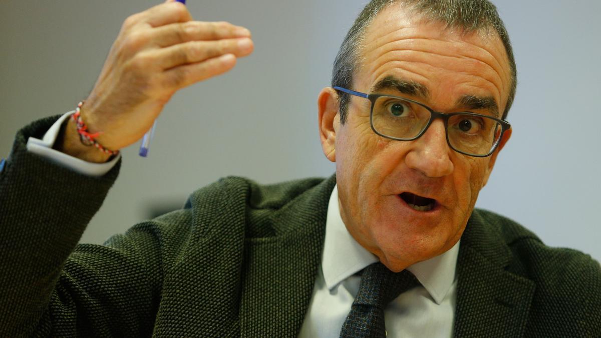 El vicepresidente Juan Pedro Yllanes ha desatado la ira del sector turístico