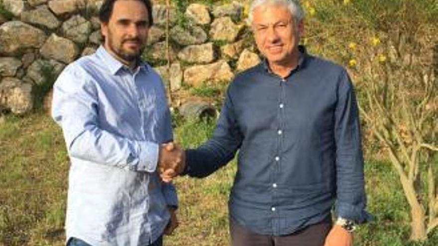 Junts per Pau i Pau hi Guanya posen fi al pacte de govern