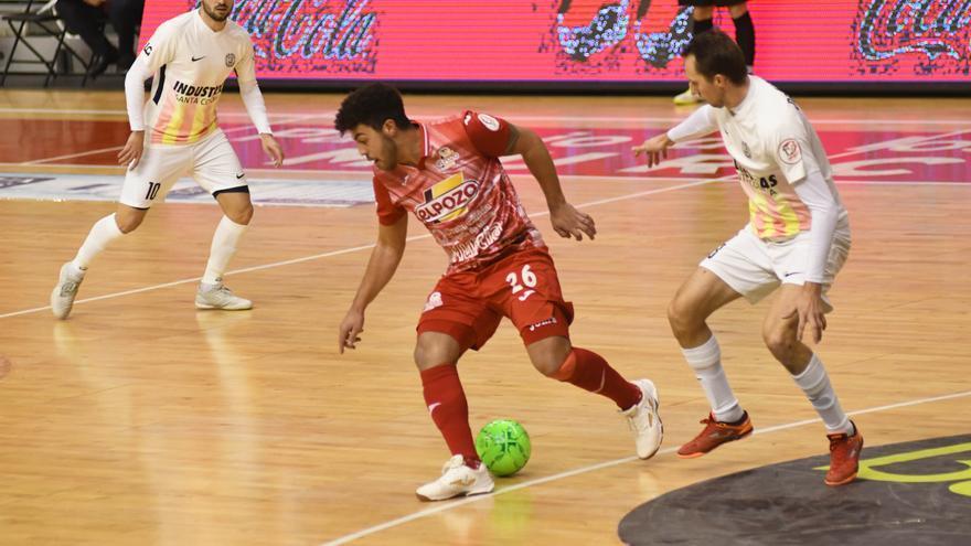 ElPozo coge velocidad en su ascenso en la liga (3-1)