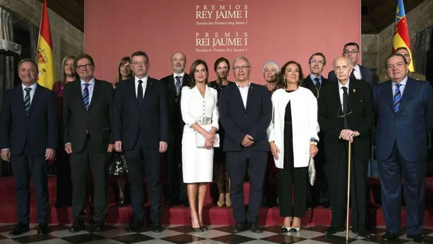 Los premios Jaime I piden más inversión en investigación e innovación