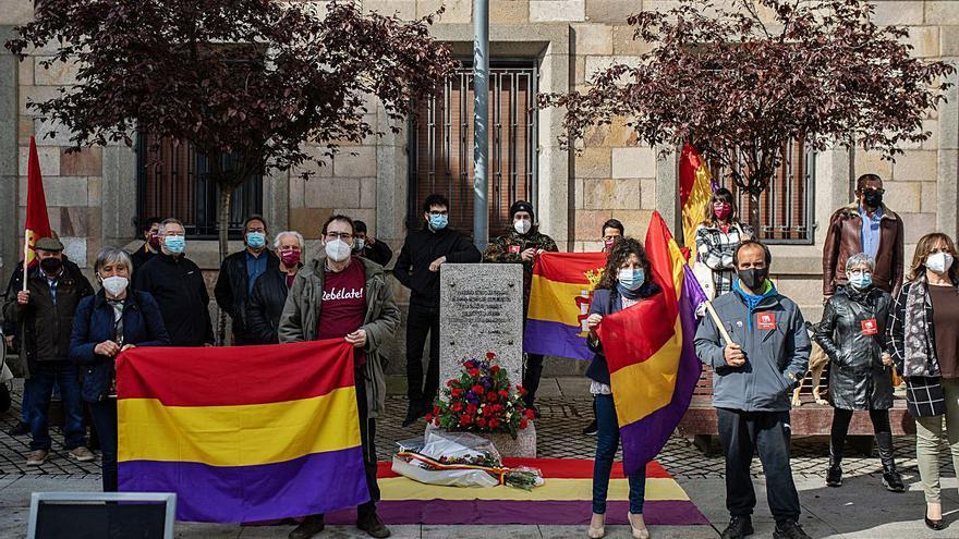 """90 aniversario de la II República en Zamora: """"El pueblo tomó las riendas de su destino"""""""