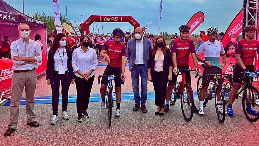 TotalEnergies Gran Fondo A. Contador