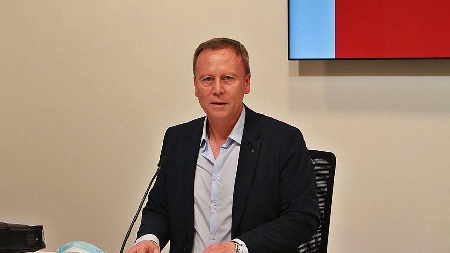 El portavoz socialista en Ourense renuncia a ser candidato para que el PP apoye la moción contra Jácome