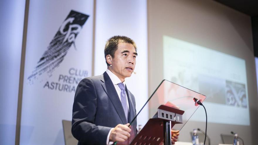 """Yao Fei: """"Xina vol una entesa però mai negociarà amb EE UU sota l'amenaça d'una pistola"""""""