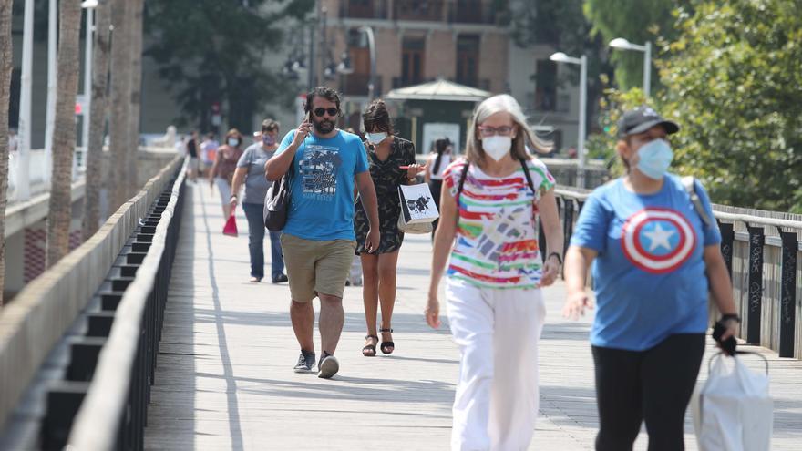 Sanitat notifica 261 contagis nous de coronavirus a la Comunitat Valenciana