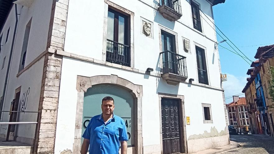 Grado inicia la obra para instalar en el Palacio Fontela un nuevo espacio del Museo Etnográfico
