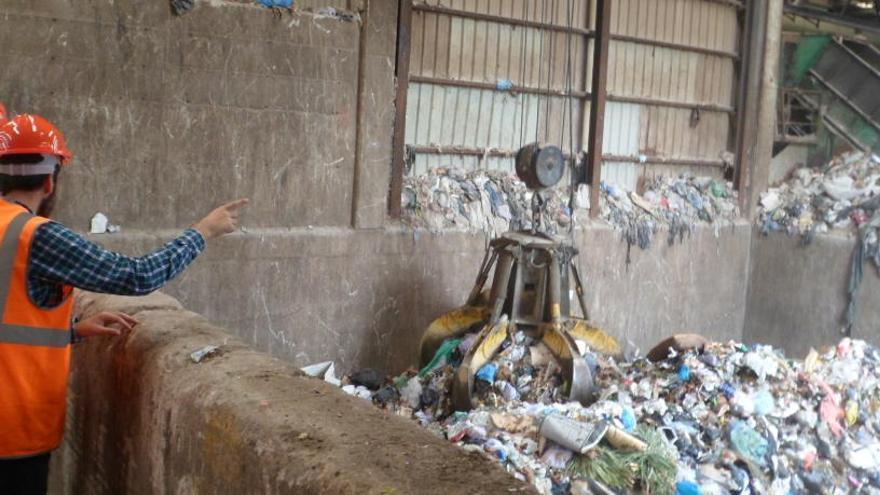 Podemos rechaza la comisión de las obras de la planta de basuras por la falta de participación y reclama visitas periódicas