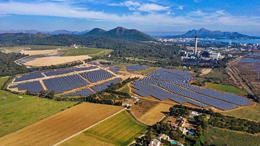 Endesa activa el parque solar de Nou Biniatria