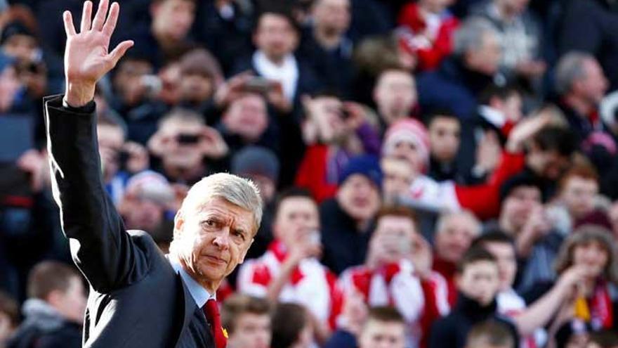 Arsene Wenger deja el Arsenal tras 22 años en el club