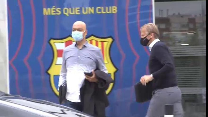 El Barça está cerca de cerrar su primer fichaje