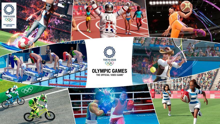 El Videojuego Oficial de los Juegos Olímpicos Tokio 2020 va a por el oro en PC y consolas