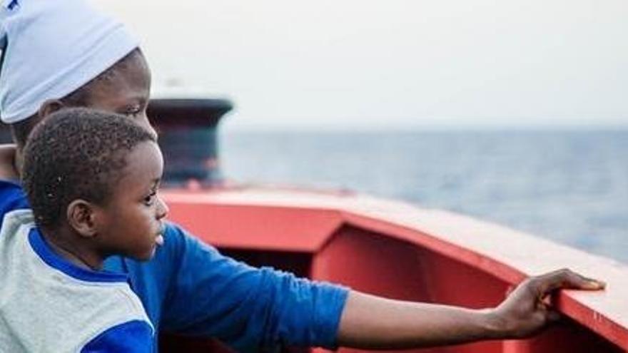 640 niños migrantes o refugiados han muerto en el Mediterráneo desde 2014