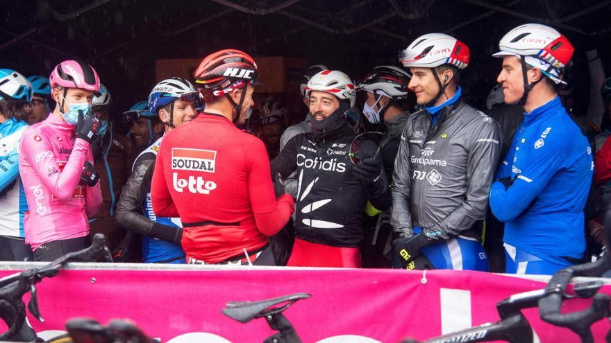 El Giro de Italia llega a la sentencia definitiva