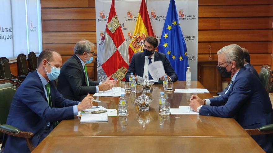 """Iberdrola invertirá más de 2.000 millones de euros en """"proyectos verdes"""" en Castilla y León"""