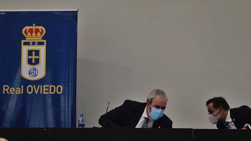 """Carso ensalza los números del Oviedo: """"La tesorería no está comprometida"""""""