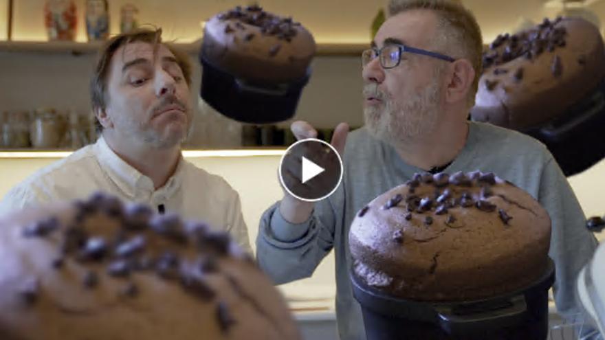 La receta del suflé de chocolate de Jordi Roca que hace suspirar