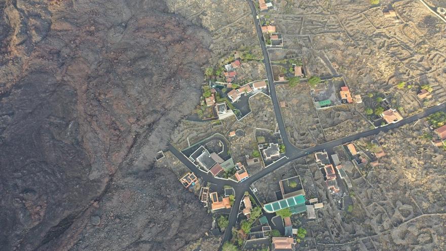 El kilómetro cero de la reconstrucción de La Palma tras la erupción del volcán